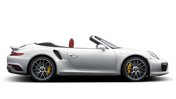 Porsche 911 Turbo S Cabriolet - Technical Specs
