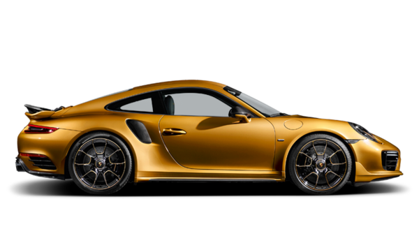 Porsche 911 Turbo S Exclusive Series - Technical Specs