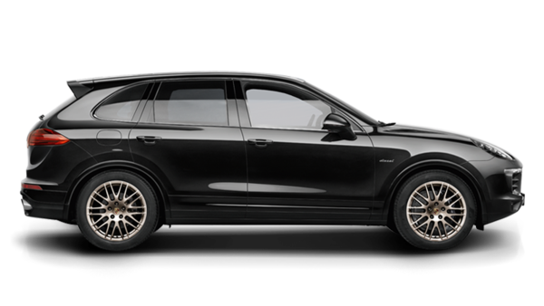Porsche Cayenne S Platinum Edition - Technical Specs
