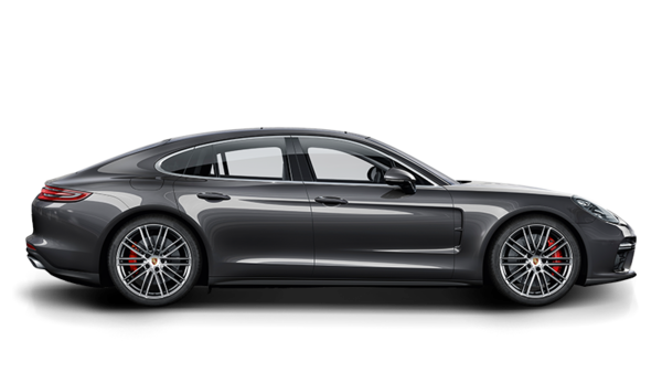 Porsche Panamera Turbo - Technical Specs
