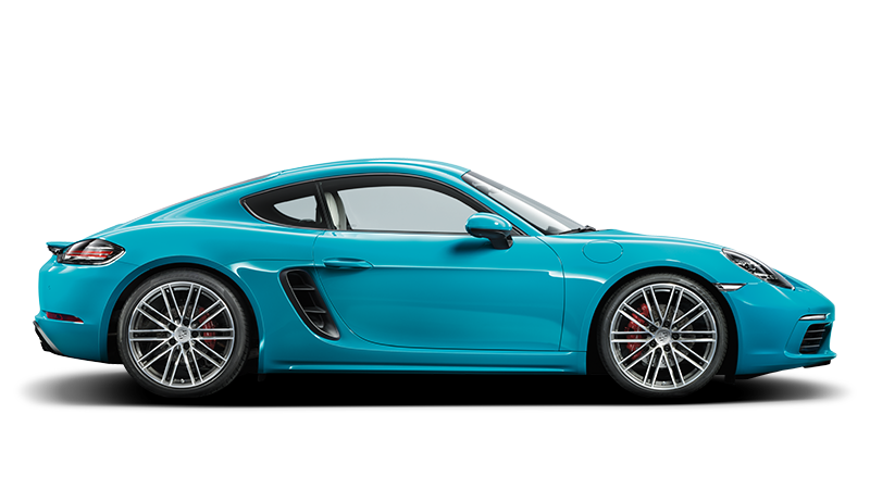 Porsche 718 Cayman S - Technical Specs