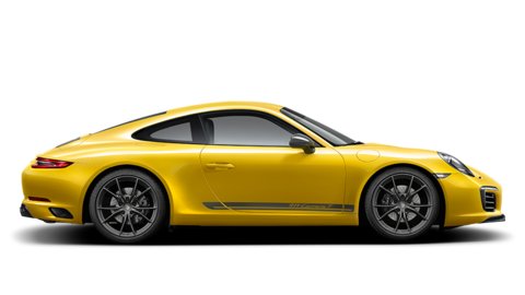 Porsche 911 Carrera T - Technical Specs