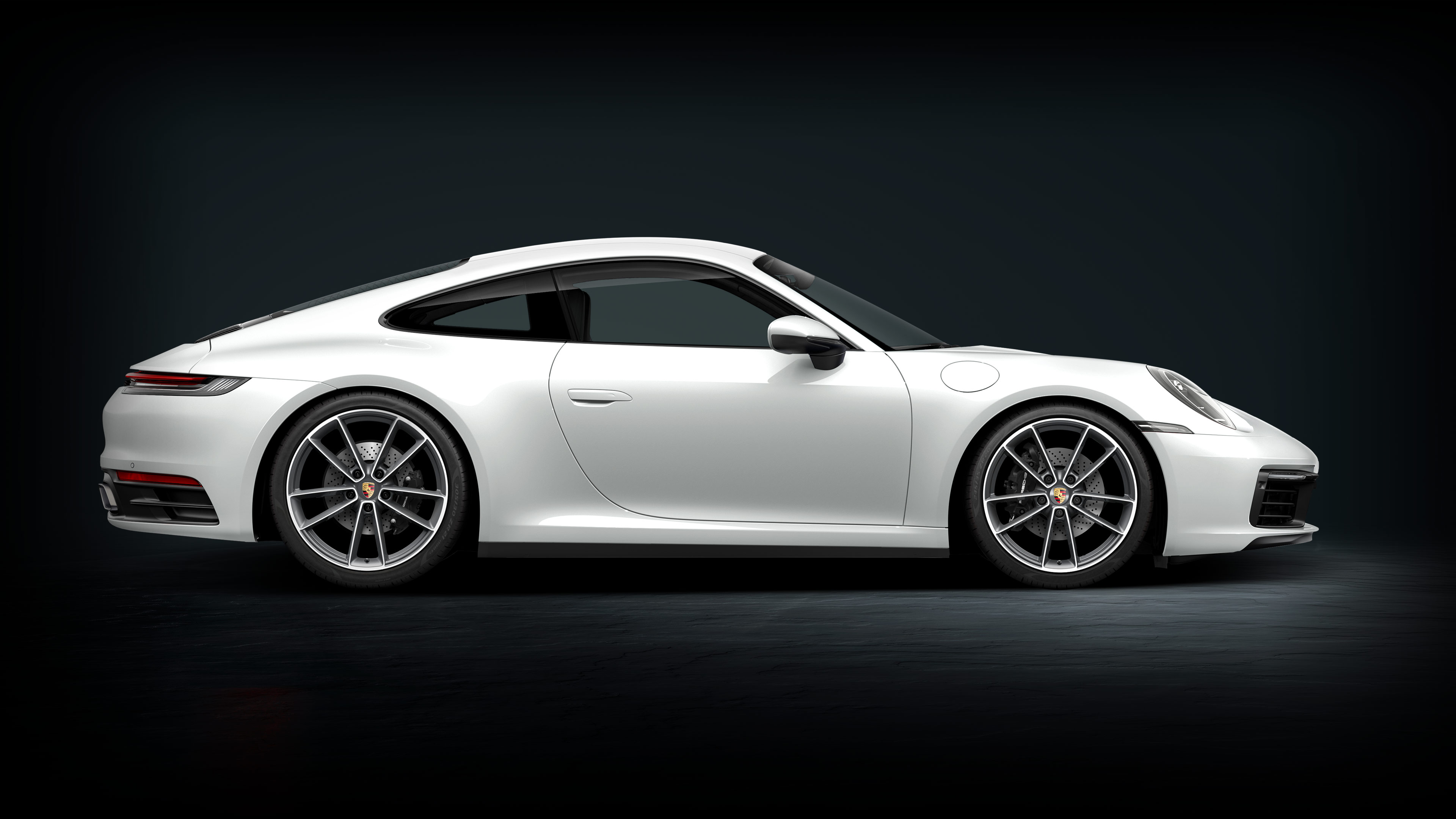 Porsche 911 Carrera 4 - Technical Specs