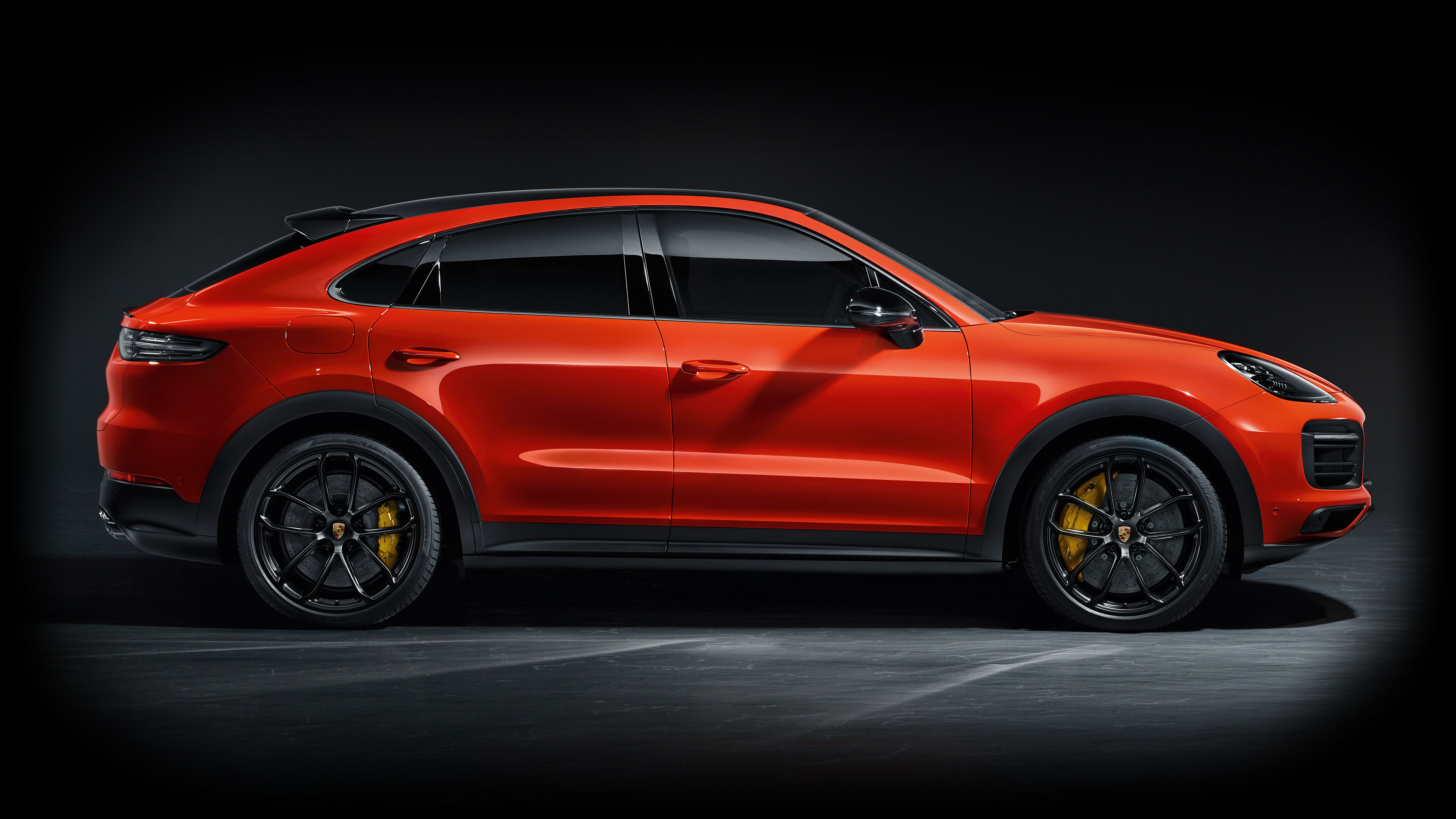 Porsche Cayenne Coupé  - Technical Specs