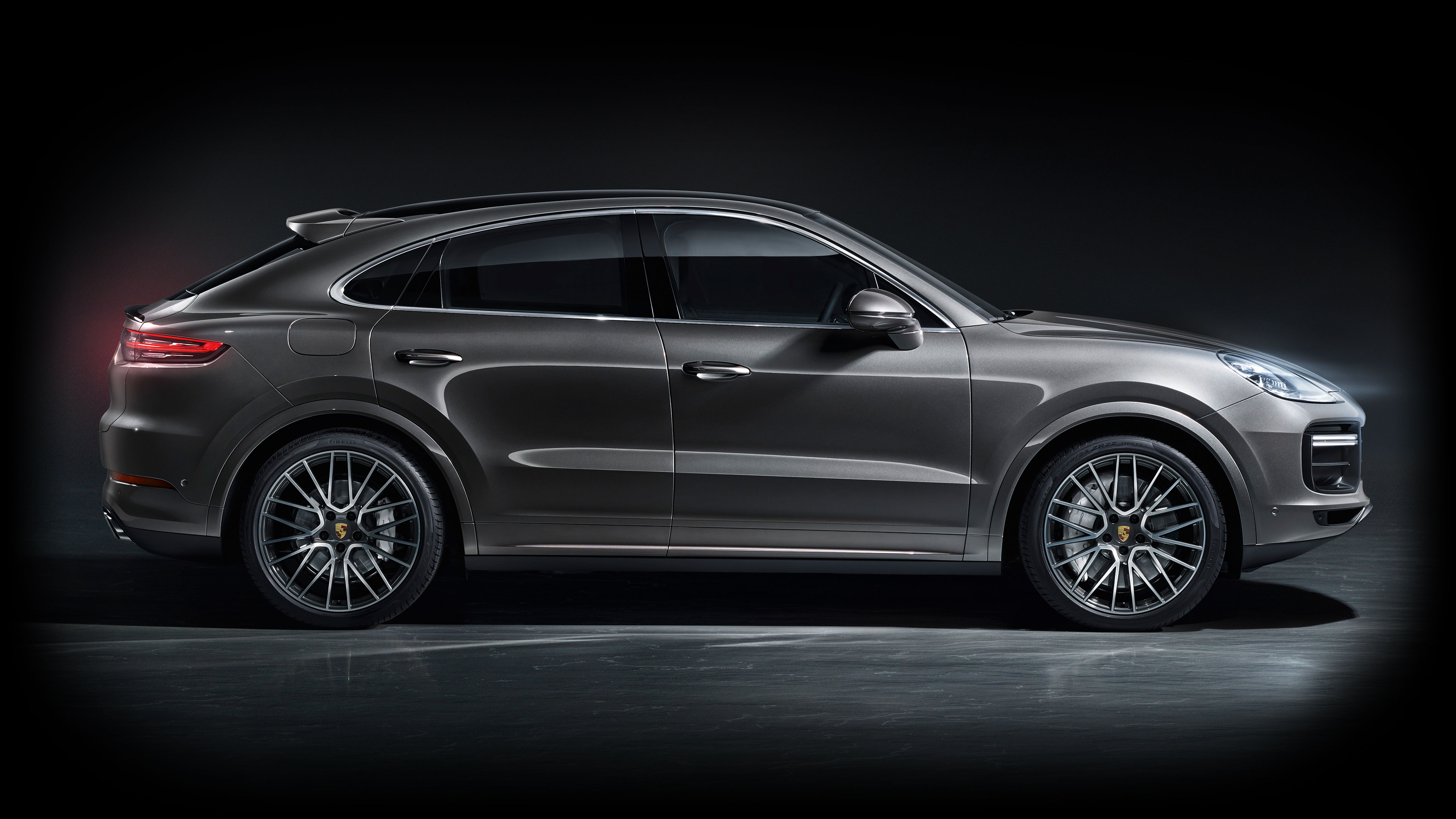 Porsche Cayenne Turbo Coupé - Technical Specs