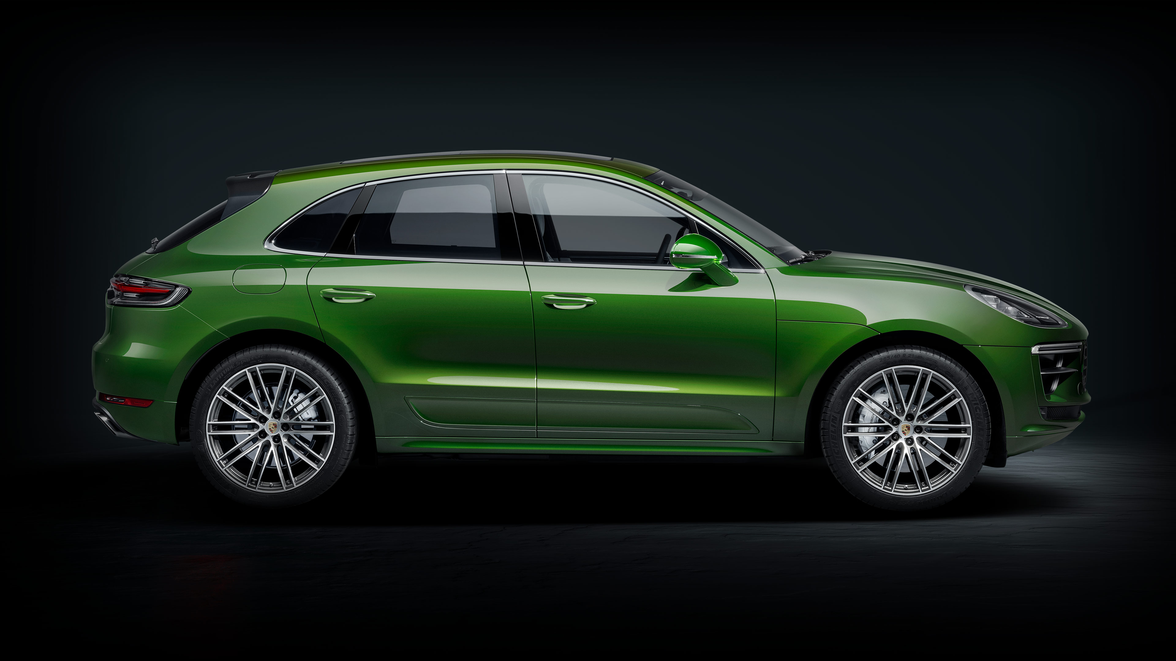 Porsche Macan Turbo - Technical Specs